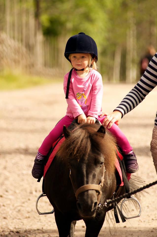 Lindvallens Fäbod, ponnyridning, barnens fäbod, sommaröppet, Sälen, Lindvallen