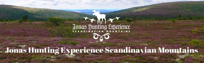 Jakt, Jonas hunting Experience, Sälenfjällen, Älgjakt, älg