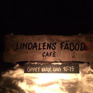 Lindalens Fäbod, café, Kalven Runt, längdspår, våfflor, Sälenfjällen, led, leder