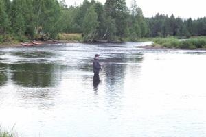 Jonas i Sälen, Gattar, Flugfiske, flugfiskekurs, fly fishing, fishing, Jonas Fishing, Gattar Lodge