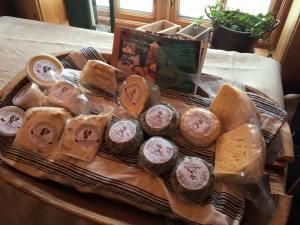 Lokalproducerat, ekologiskt, närodlat, lokalproducerad mat, Lindvallens Fäbod