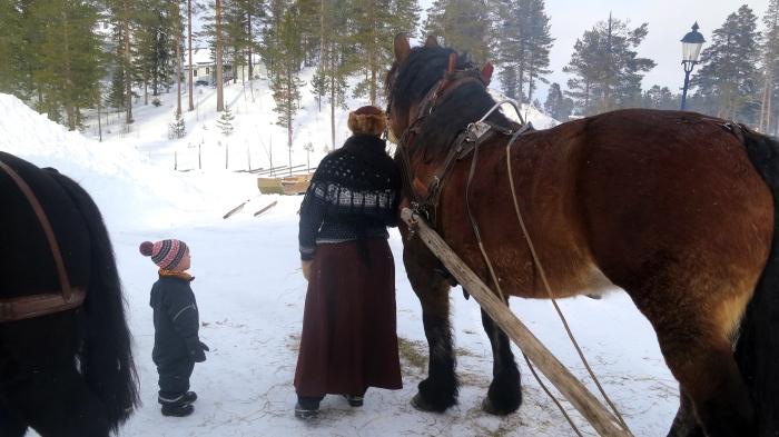 Lindvallens Fäbod, Barnens Fäbod, sommaröppet, barnaktiviteter, Jonas i Sälen