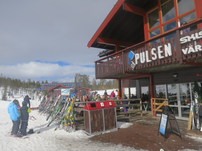 Café Pulsen, Pulsen, Östra Tandådalen, Swedish Slopestyle Tour, Swedish Snowboard Series, Snow Park, Jonas i Sälen
