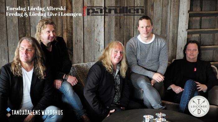 Tandådalens Wärdshus, afterski, PartyPatrullen, Genuin After Ski, Tandådalen, Jonas i Sälen