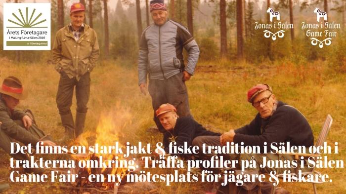 Ödemarksjägarn, Roger Bäck, Roger Bäck Ödemarksjägarn, Jocke Smålänning, Hunting Assistance, Gattar, Jakt, Fiske, jaktmässa, fiskemässa, Jonas i Sälen