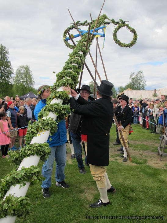 Sommaröppet, Lindvallens Fäbod, levande fäbod, ponnyridning, häst och vagn, Put n' Take fiske, Transtrands Hembygdsförening