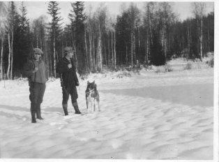 vilt, jägare, älghund, jaga älg, jakt i Sälen, Jonas Hunting, Jonas i Sälen, Gattar, Sälenfjällen, Dalarna, mouse
