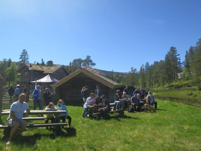 Lindvallens Fäbod, Jonas i Sälen, jaktmässa, fiskemässa, café, lunch, sommaröppet, barnaktiviteter, familjeaktiviteter, levande fäbod, lokalproducerat, Sälen
