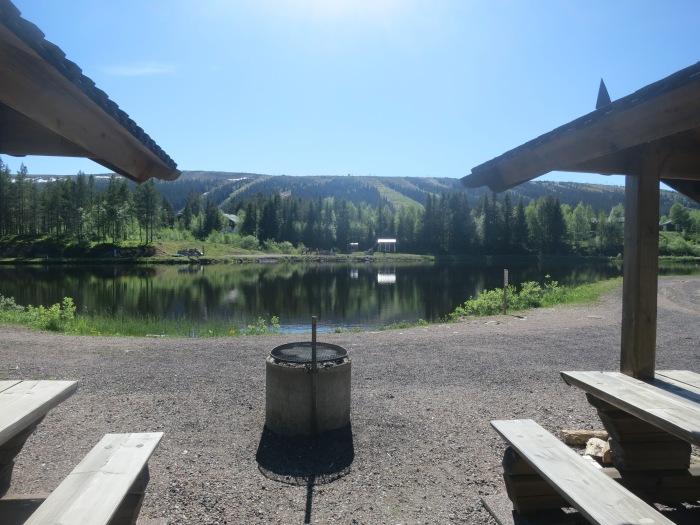 visvangst, Angeln, fishing, fiske, fiska i Sälen, Put and take, Jonas i Sälen, Lindvallens Fäbod, café, levande fäbod, ponnyridning