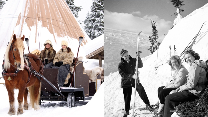 bröllop, skidor, skidresa, logi, stuga, storstuga, Jonas i Sälen, Gattar