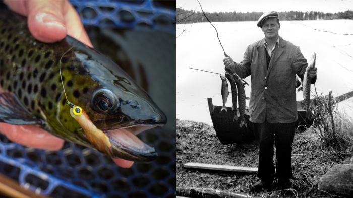 fishing, Scandinavian Mountains, luxury cabin, chalet, fly fishing, Sälen, Gattar