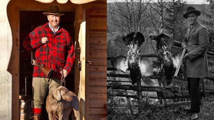 hunting, exclusive moose hunting, Jonas i Sälen, gamebird, hunt, gamefair, Scandinavian Mountains, Jonas hunting experience, Dalarna, Gattar
