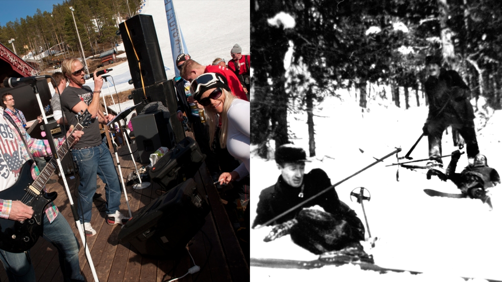 Afterski, Tandådalens Wärdshus, utomhusafterski, genuin after ski, Jonas i Sälen, PartyPatrullen, Sälen