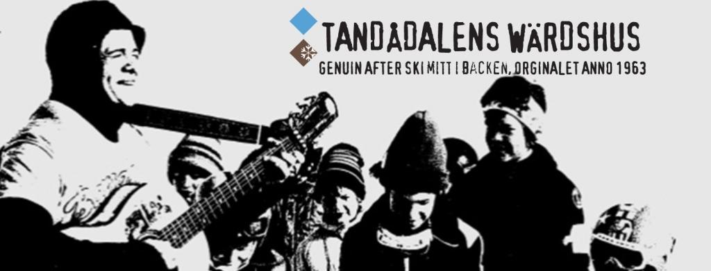 Tandådalens Wärdshus, afterski, Tandådalen, Jonas i Sälen, Sälenfjällen, Utomhusafterski