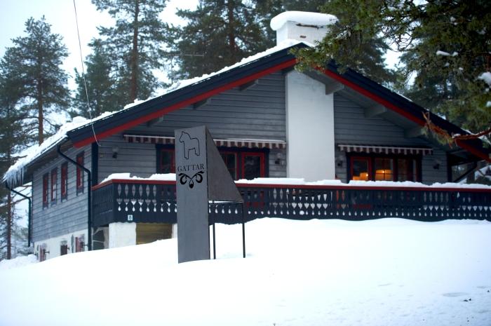 All Inclusive, storstuga, bo i Sälen, bo tillsammans, lodge, ski lodge, Gattar