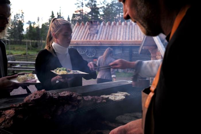 lindvallens fäbod, konferens, upplevelsemiddag, catering sälen, kock i stugan, matkasse, sälenkassen, jonas i sälen, event sälen, möte sälen, gruppresor, boende sälen, stuga sälen