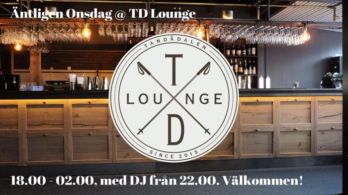 äntligen onsdag, klubb, tdlounge, klubb tandådalen, klubb sälen, DJ, Tandådalen, Jonas i Sälen, nöje