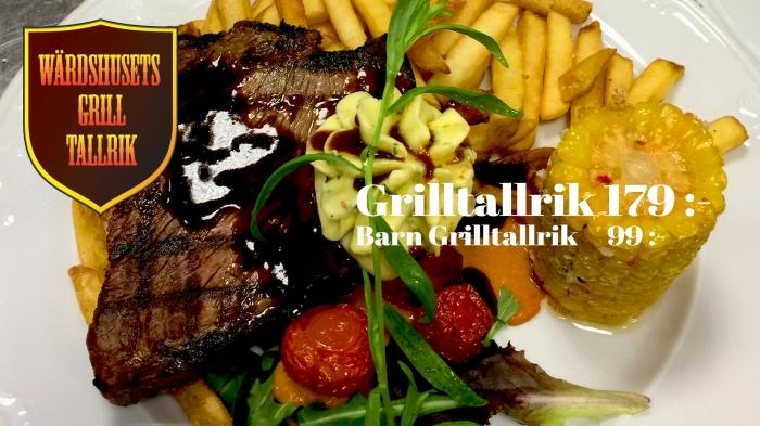 grilltallrik, tandådalens värdshus, lunch tandådalen, restaurang tandådalen, lunchmeny, dagens lunch, tandådalen
