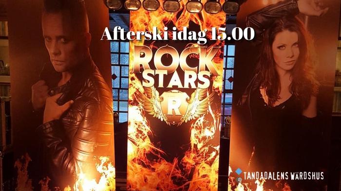 afterski, Rockstars, afterski rockstars, afterski tandådalen, afterski sälen, genuin afterski, Tandådalens Wärdshus