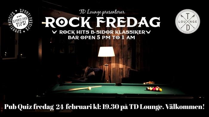 td lounge, pub quiz, rock fredag, tandådalen lounge, nöje sälen, bar, jonas i sälen, musik quiz