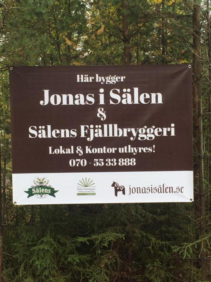Jonas i Sälen, Jonas Persson, lokal uthyres, ledig lokal, lindvallen, Sälens Fjällbryggeri, tvätt, produktionskök, beöksnäring, året runt, Sälen, årets företagare, Dalarna, investering, jobb, skapa jobb, Scandinavian Mountains