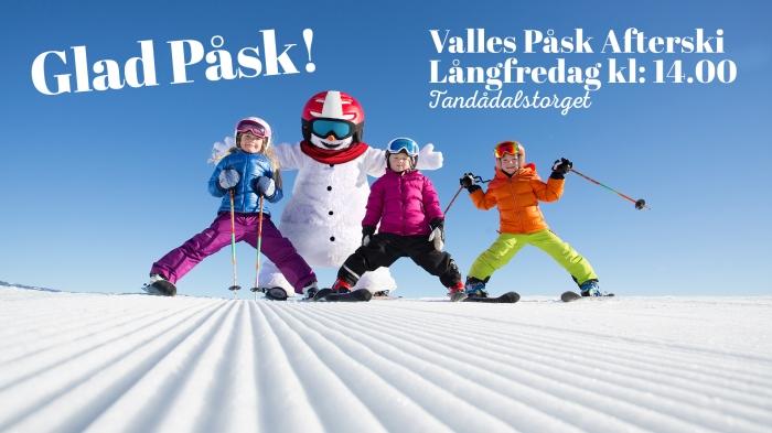 Valle, valle afterski, valle påsk, valle påskafterski, långfredagen, barnaktiviteter, familjeaktiviteter, påsk tandådalen, träffa Valle