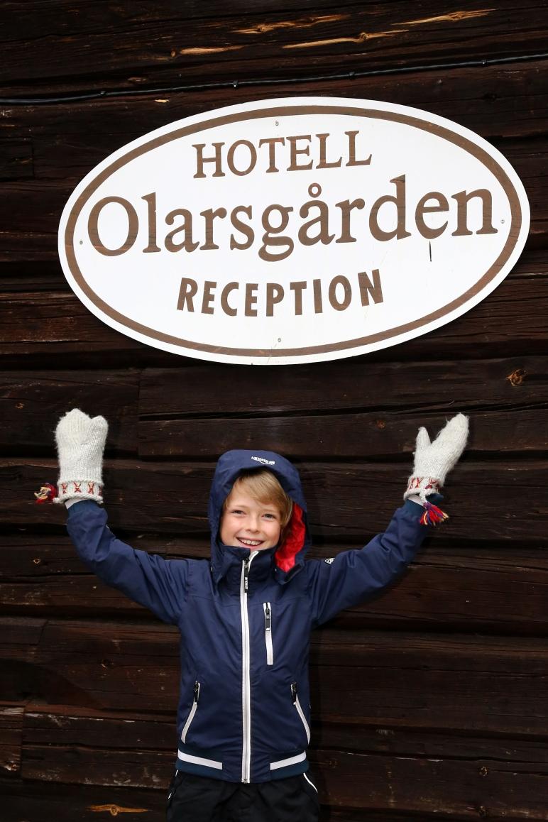 höstlov, Olarsgården hotell och restaurang, olarsgården, hotell, hotell sälen, middag, middag sälen, middag lindvallen, Jonas i Sälen, familjerum, Sälen höstlov