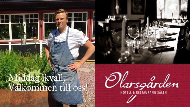 Olarsgården, Olarsgården hotell och restaurang, restaurang sälen, restaurang lindvallen, white guide, boka bord, öppet sälen, öppet lindvallen, jonas i sälen, olarsgården restaurang