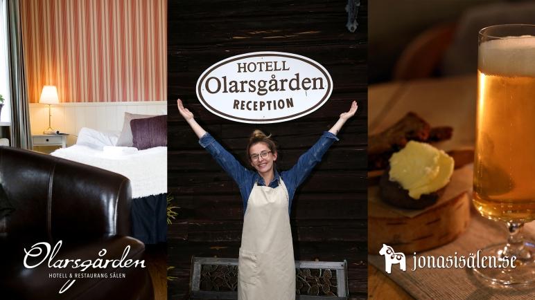 Olarsgården hotell och restaurang, Sälen, Lindvallen, sälen hotell, sälen restaurang, hotellrum, à la carte, middag, hotell dalarna, Sälenfjällen, skidåkning, skidor, boka rum, Jonas i Sälen
