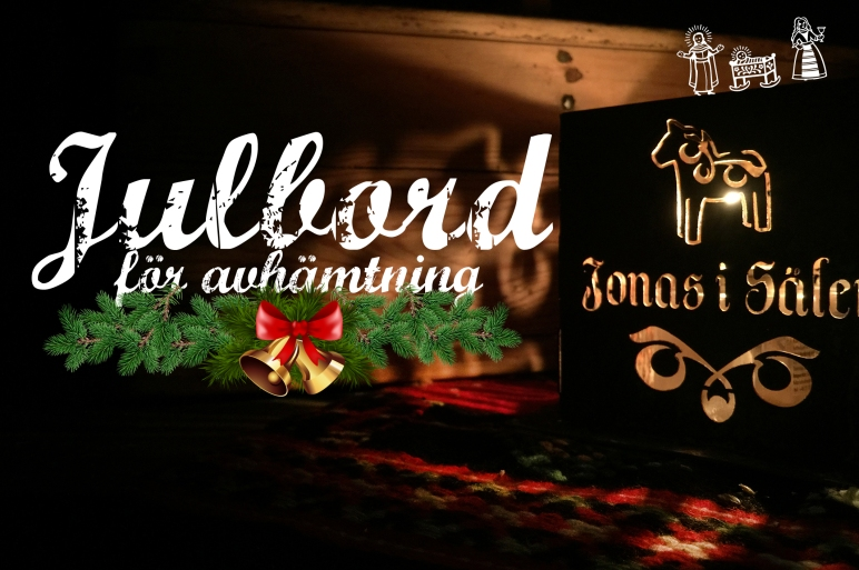 julbord, avhämtning, julbord catering, julbord avhämtning sälen, julbord sälen, julkasse, julkasse sälen, julkasse för avhämtning, Sälenkassen, Jonas i Sälen, Olarsgården