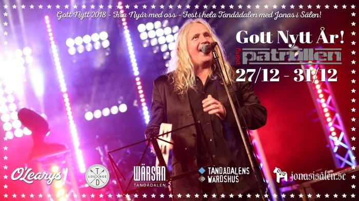 Nyår, nyårsveckan, nyårsfest, fest sälen, Tandådalens Wärdshus, jonas i sälen, PartyPatrullen, TD Lounge, Wärsan Nightclub, nattklubb