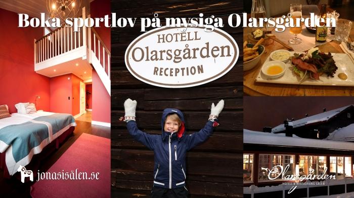 sportlov, sportlov sälen, hotell sälen, Olarsgården hotell och restaurang, Olarsgården, hotell dalarna, Jonas i Sälen